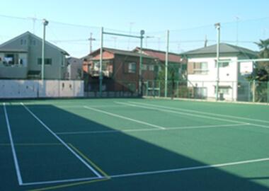学校運動場(グリーン)